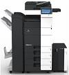 Konica Minolta bizhub C454e Printer