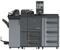 Konica Minolta Bizhub PRESS 1250 Printer