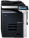 Konica Minolta bizhub C550 Printer