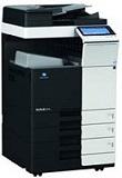 Konica Minolta IP 411 printer
