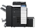 Konica Minolta IP 412 printer