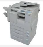Konica Minolta IP 431 printer